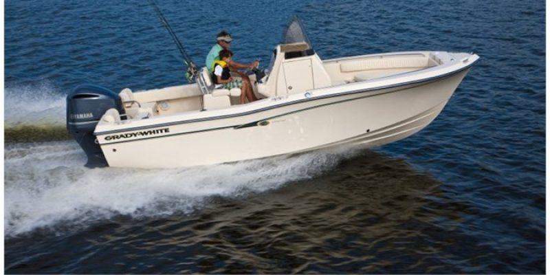 2017 Grady White 209 Fisherman!