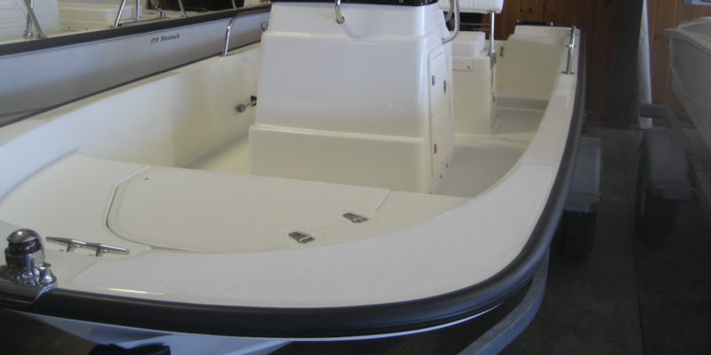 2017 Boston Whaler 15′ Montauk