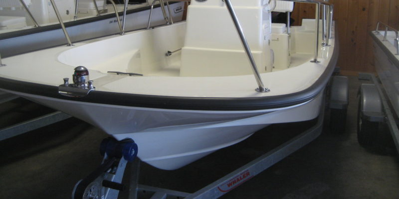 2018 Boston Whaler 17′ Montauk On Order.