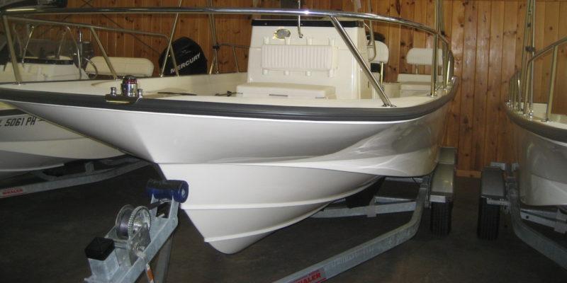 2017 Boston Whaler 19′ Montauk