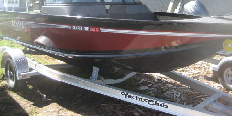Alumacraft Competitor 165 Sport – Call For Our Close Out Price!