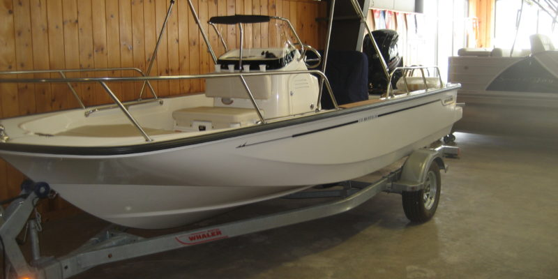 2019 Boston Whaler 170 Montauk w/ 90 HP Mercury 4 Stroke