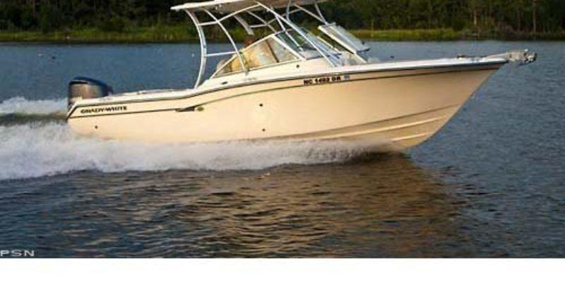 Grady White Freedom 255 w/ Twin Yamaha 150's  Coming soon!